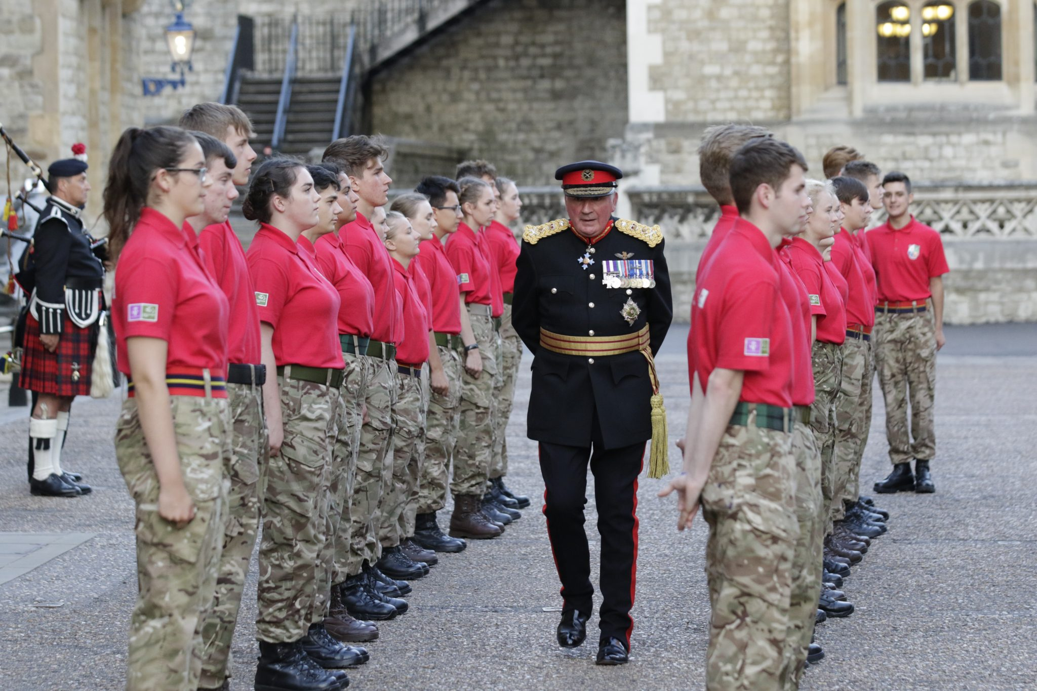 Lord Dannatt Round Britain Challenge Case Study