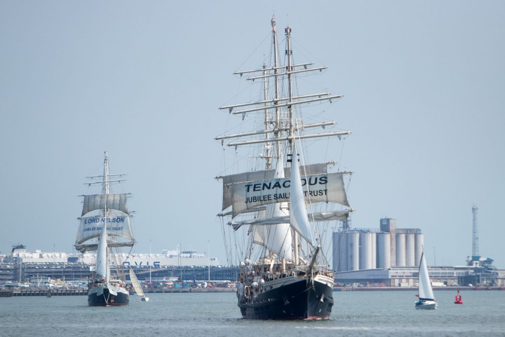 Jubilee Sailing Trust looks set to be saved after £1m campaign