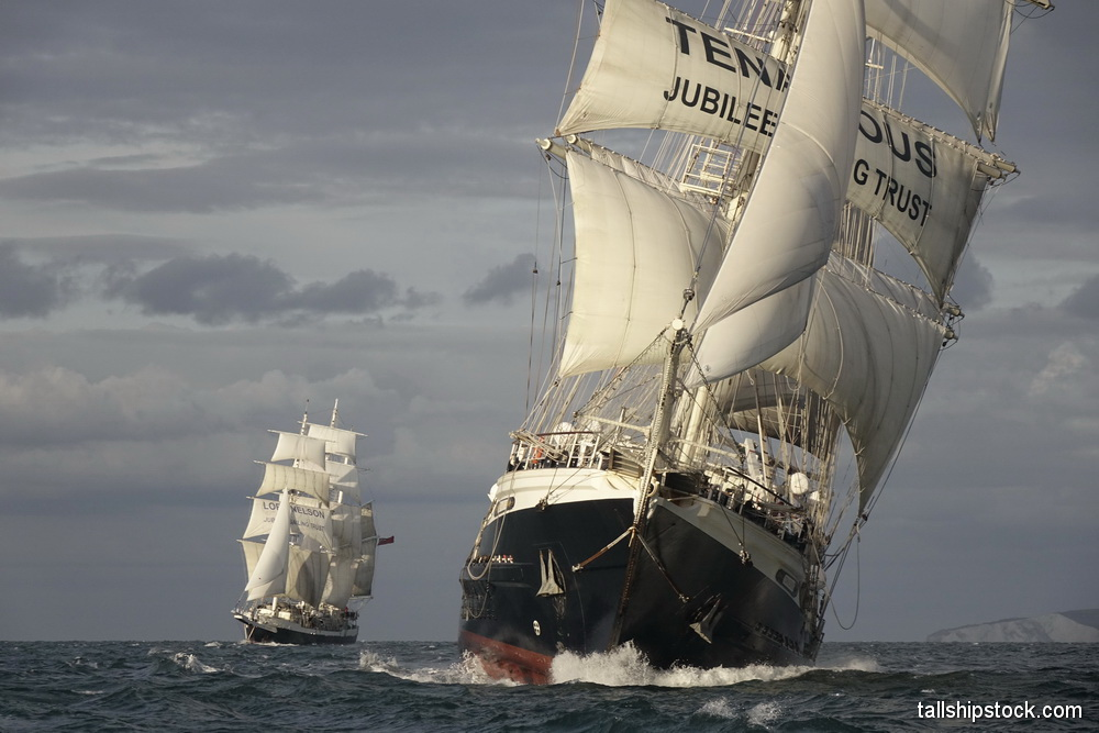 Lord Nelson, 29th-5th October, Battle of the Barques