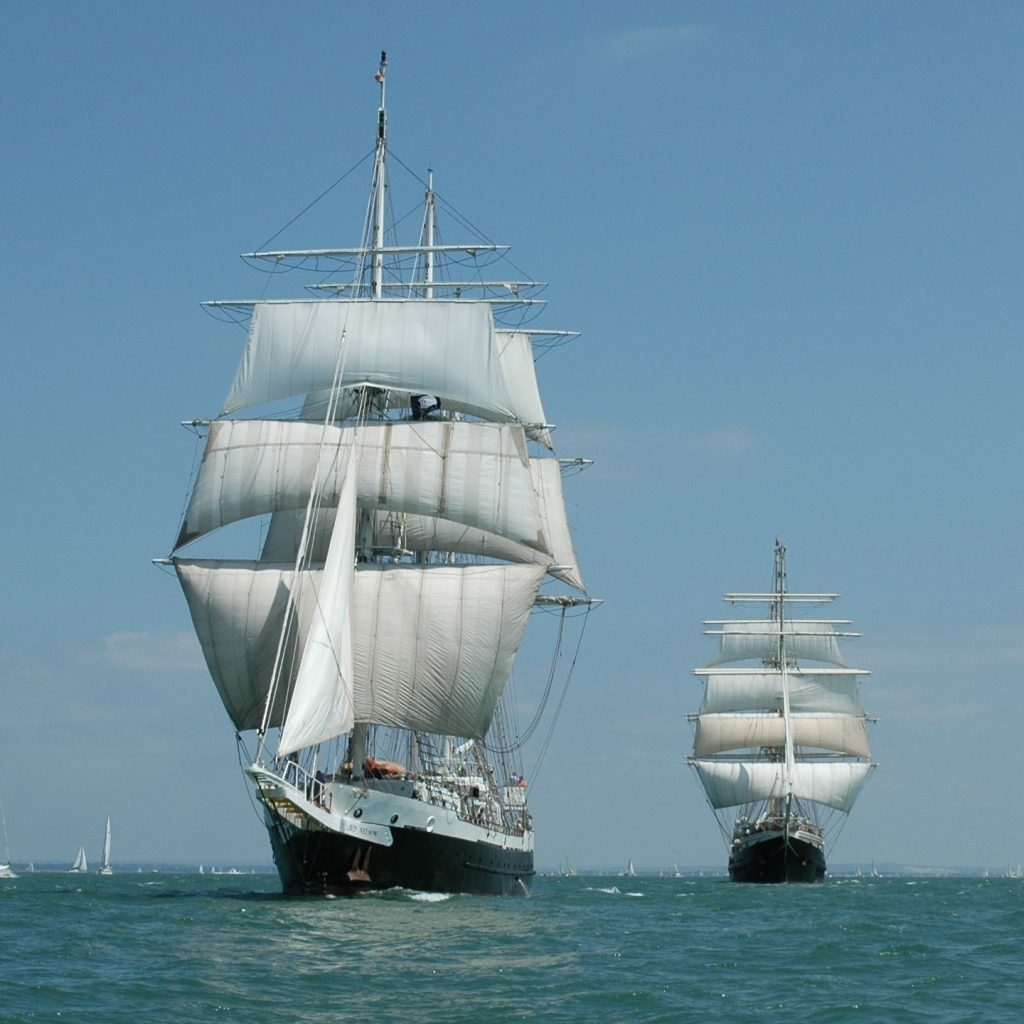 Lord Nelson and Battle of the Barques