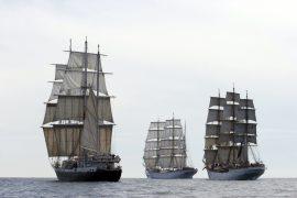 Fredrikstad to Bergen- Tall Ships Races