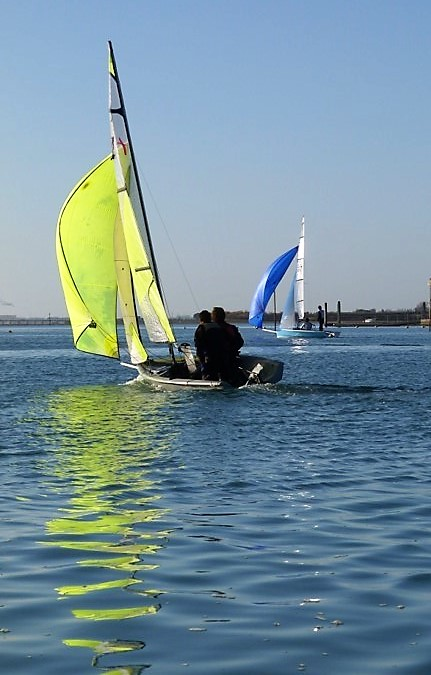 Emsworth Slipper Sailing Club Fundraising Event