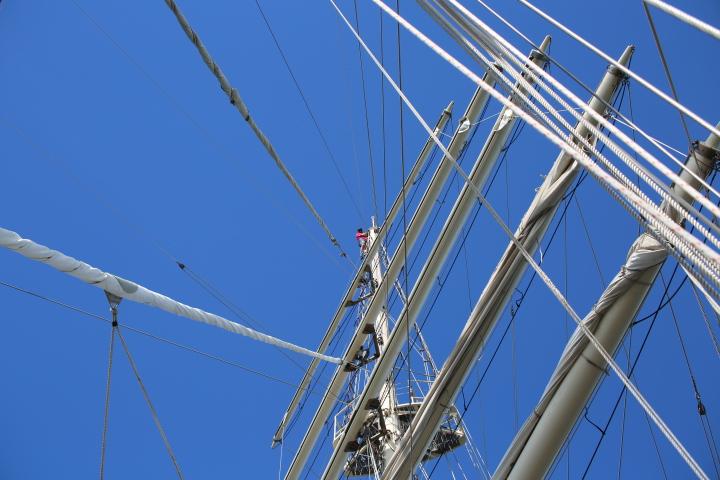 Tenacious LN980 – Weymouth to Lisbon – final day