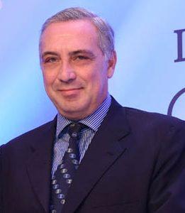 Nikolas Tsakos, President of JST Greece and First Admiral of the Fleet