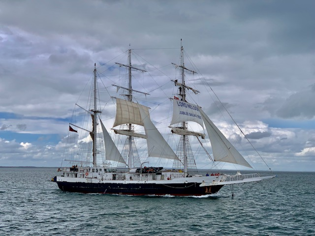 Trustees Update – Including Details of STS Lord Nelson Decommissioning Ceremony on October 11th 2019