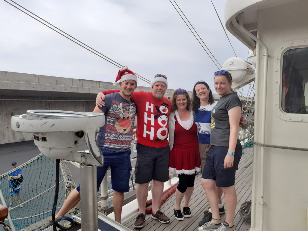 Blogs from the ship – Las Palmas Christmas voyage