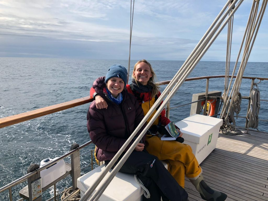 "The parent's perspective: ""Why I wanted my daughters to experience tall ship sailing"""