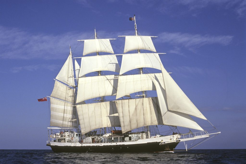 Jubilee Sailing Trust puts Lord Nelson up for sale