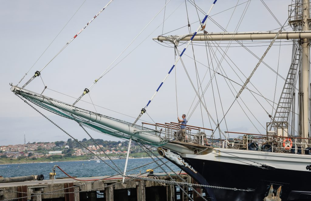 Voyage programme – full steam ahead!