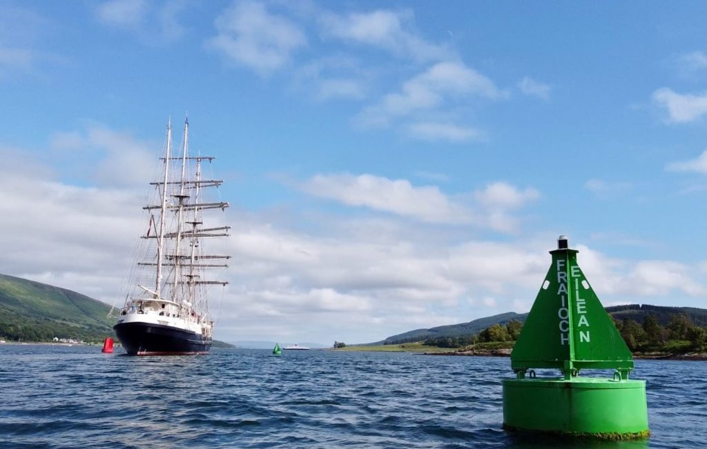 More blogs from the ship – TNS 585 Leith to London – days five and six