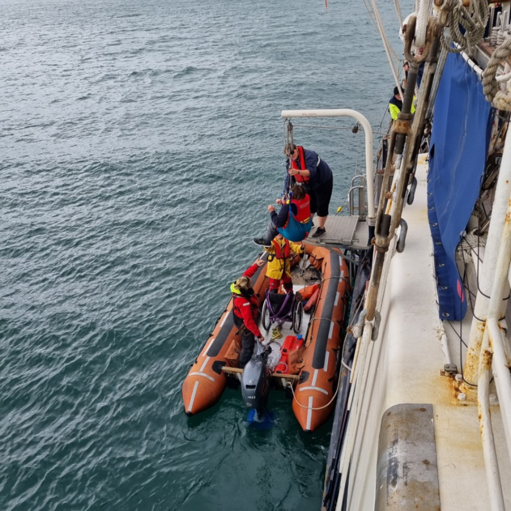 Blogs from the ship: TNS592 Portsmouth to Portsmouth Voyage