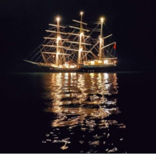 Blogs from the ship