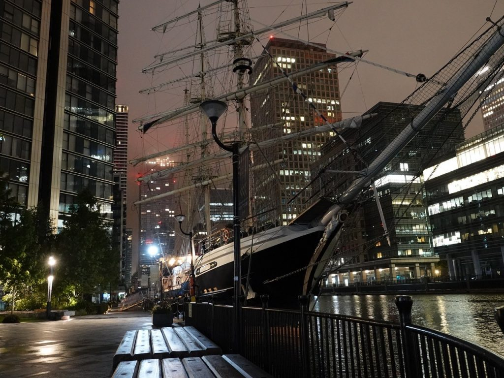 Update: Jersey to London voyage TNS593